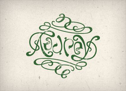 Chris Free Ambigram generator and Example