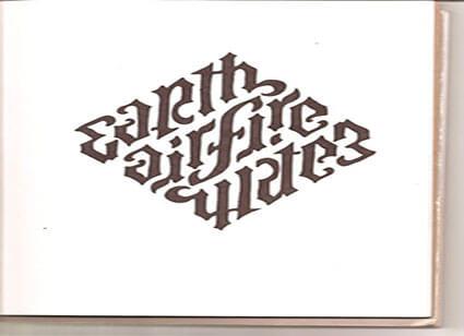 Redical Ambigram