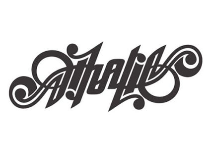 awesome Ambigram