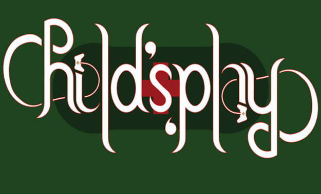 childs Ambigram generator and Example