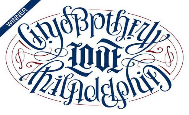 city Free Ambigram