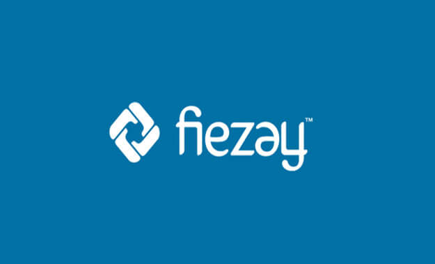 fiezay ambigram logo