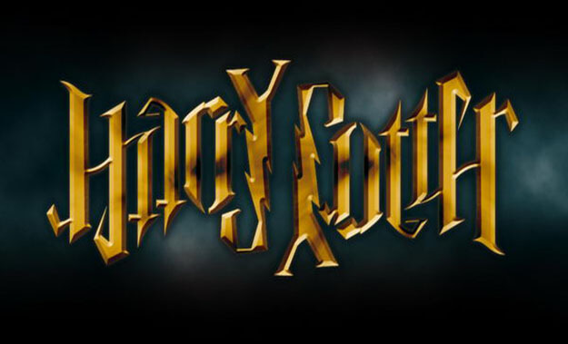 harry potter Free Ambigram generator