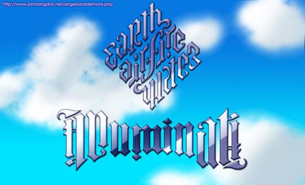 illuminati Free Ambigram generator