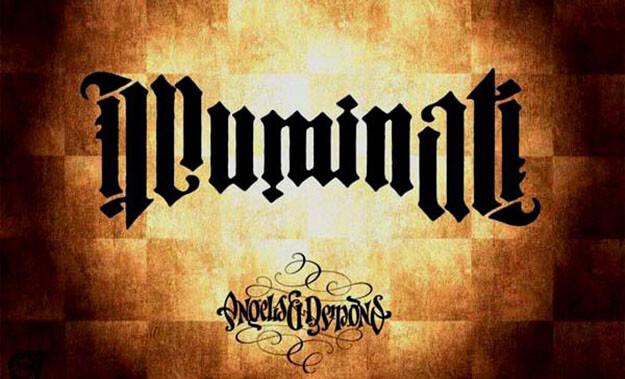 illuminati Free Ambigram