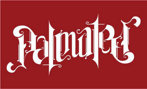 palmateer Free Ambigram generator