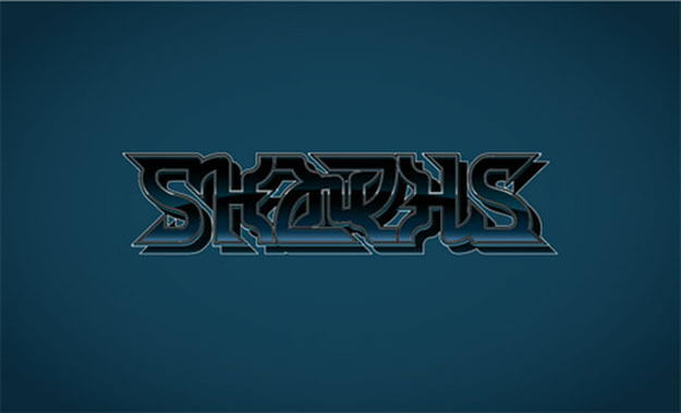 shadow Awesome Free Ambigram